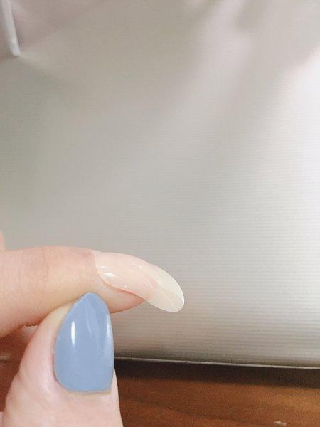 爪 横向き
