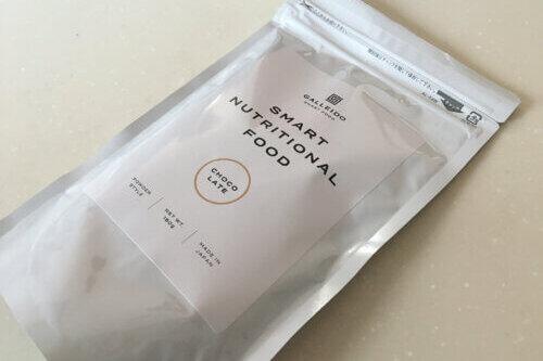 ガレイドチョコ味 袋